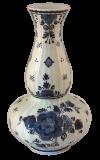 Vase aus Delfter Keramik