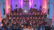Bravouröse Leistung des Blasorchesters